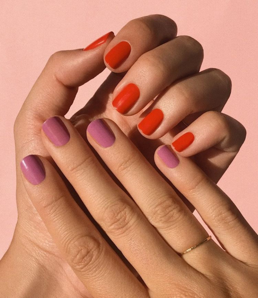 Summer Nail Color Combos for Your Fingers and Toes
