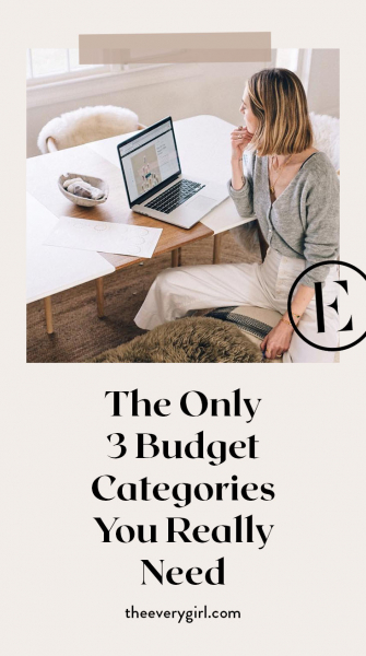 The Only 3 Budget Categories You Really Need